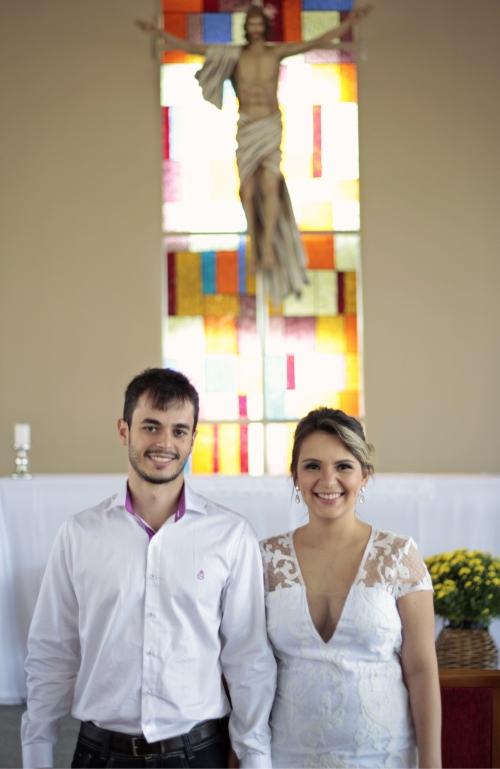 Casamento e Batizado Ana Carolina e Gustavo