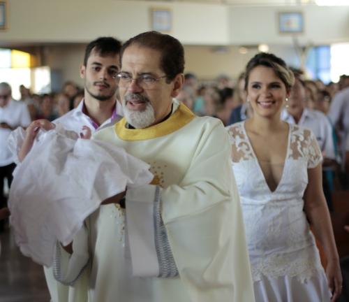 Batizado Cecilia